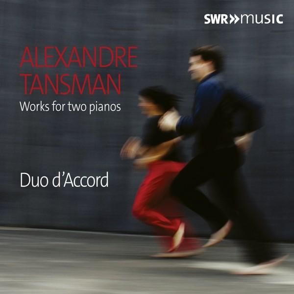 Tansmann: Werke für 2 Klaviere