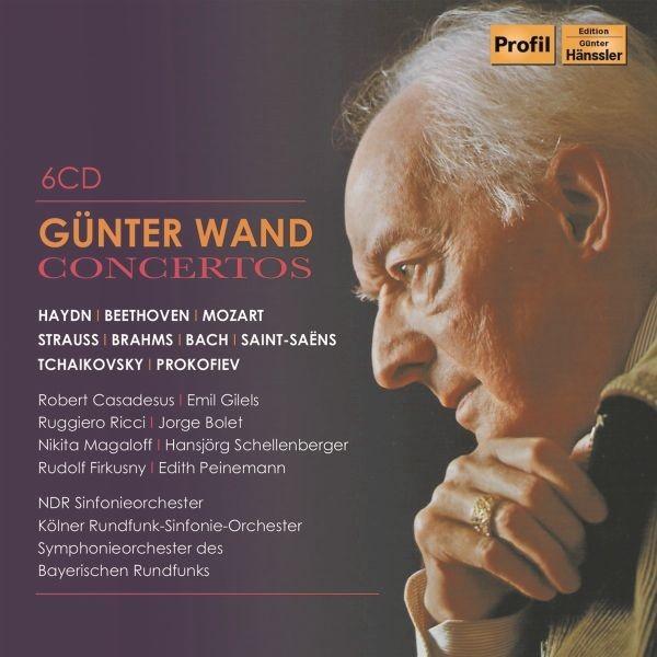 Günter Wand Concertos