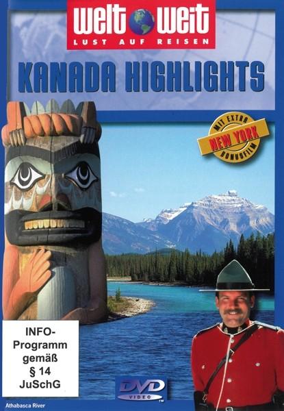 Kanada Highlights (Bonus New York)