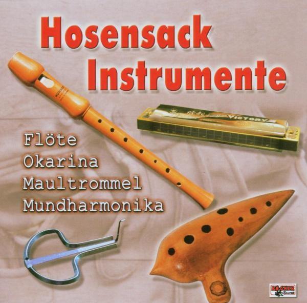 Hosensack Instrumente
