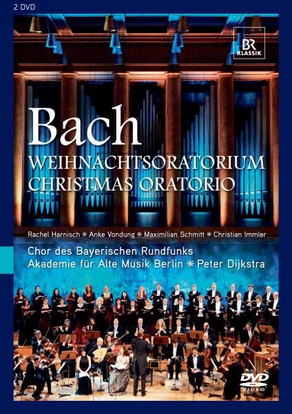 Bach: Weihnachts-Oratorium (GA)