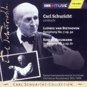 Beethoven: Sinfonie 7 / Schumann: Sinfonie 2