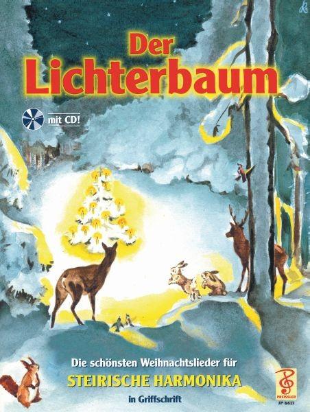 Der Lichterbaum - Steirische Harmonika mit CD