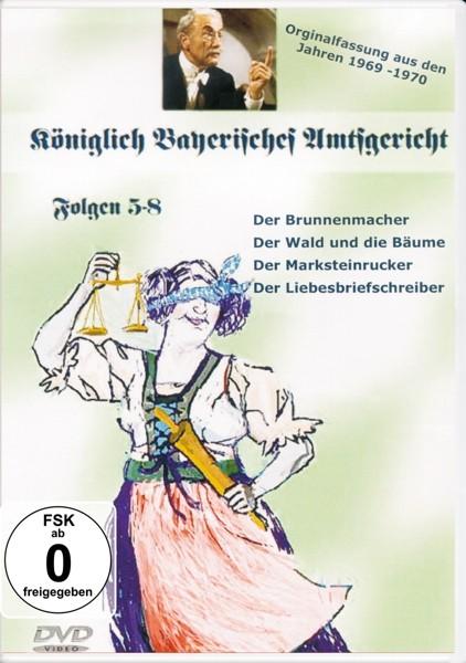 Folgen 5-8,Königlich Bayr.Amtsgericht