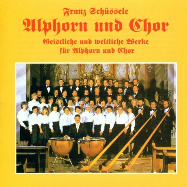 Alphorn und Chor