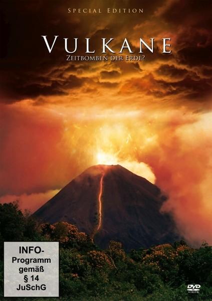 Vulkane-Zeitbomben der Erde?