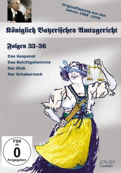 Folgen 33-36,Königlich Bayr.Amtsgericht