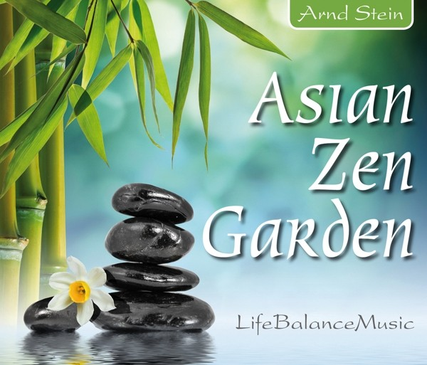 Asian Zen Garden-Life Balance Music
