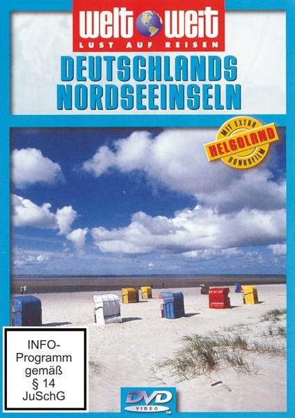Nordseeinseln (Bonus Helgoland)