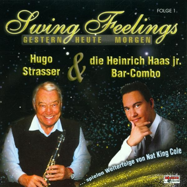 Swing Feelings 1,Gestern Heute Morgen