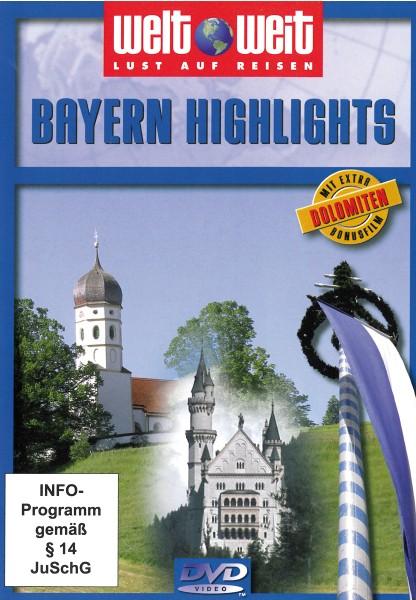 Bayern-Highlights (Bonus Dolomiten)