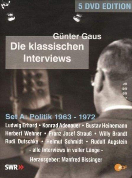 Gaus, SET A: Die klassischen Interviews