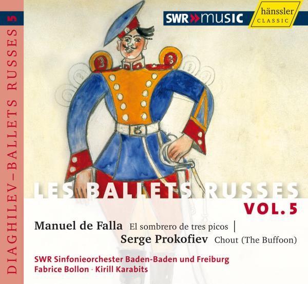 Falla/Prokofieff: Les Ballets Russes Vol.5