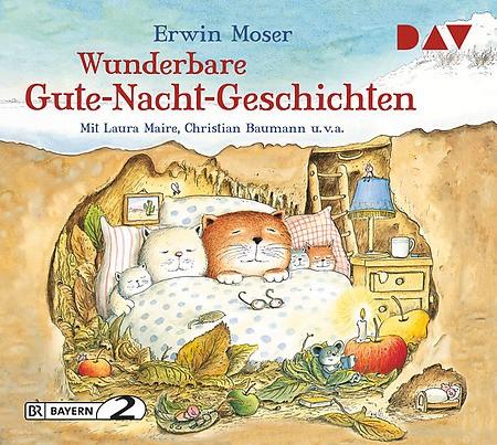 Moser: Wunderbare Gute-Nacht-Geschichten