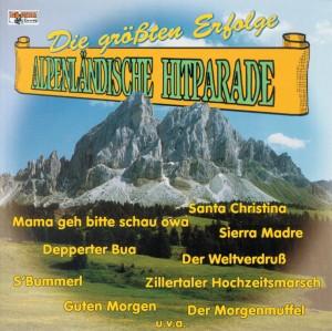 Alpenländische Hitparade Erfolge