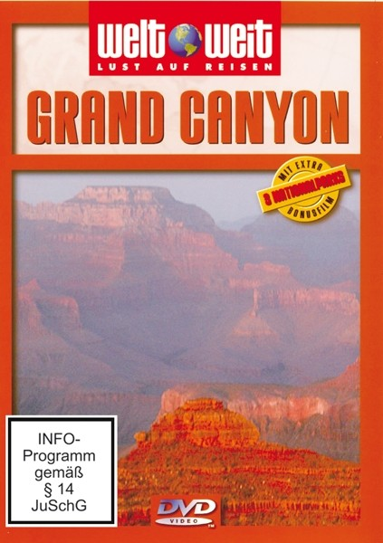 USA-Grand Canyon (Bonus 3 Nationalparks)