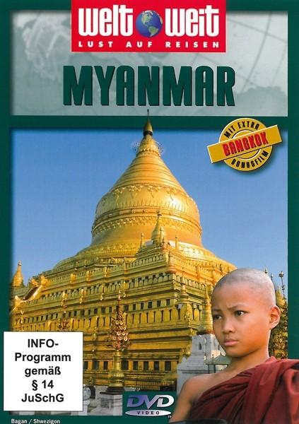 Myanmar (Bonus: Bangkok) Neuverfilmung