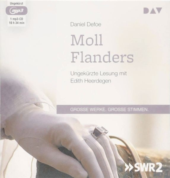 Defoe: Moll Flanders (1mp3-CD)