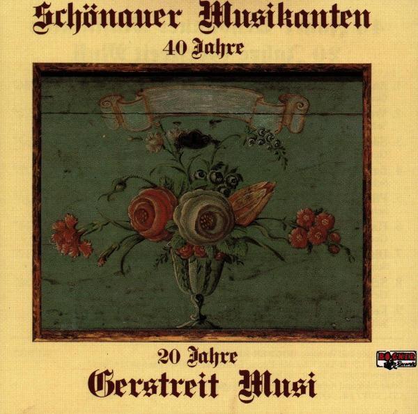 Volksmusik-Instrumental-Schönauer Musikanten 40 J.