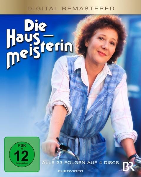 Die Hausmeisterin (Blu-ray)