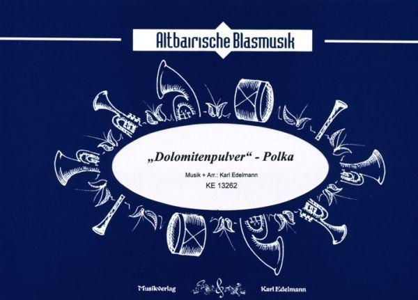 'Dolomitenpulver' - Polka