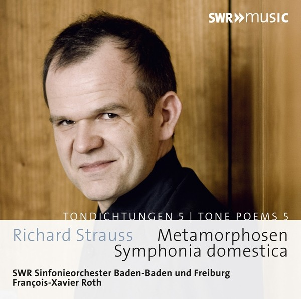 Strauss: Metamorphosen/Symphonia domestica