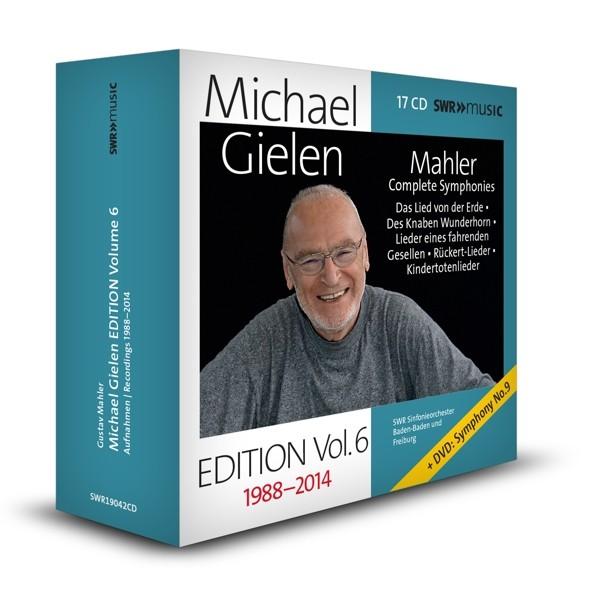 Mahler: Michael Gielen Edition,Vol.6
