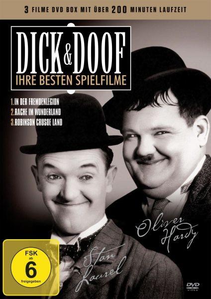 Dick und Doof-Ihre besten Spielfilme
