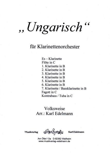 'Ungarisch'