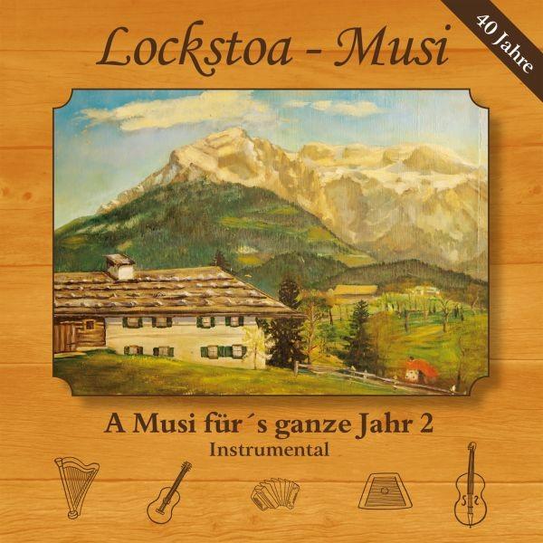 A Musi für's ganze Jahr 2-Instrumental
