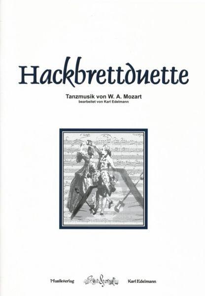 Hackbrettduette Heft 1