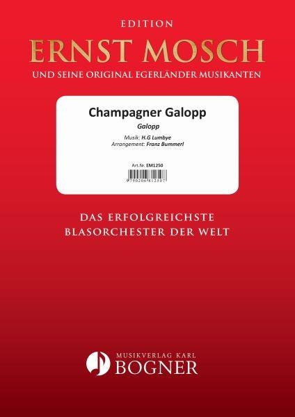 Champagner Galopp