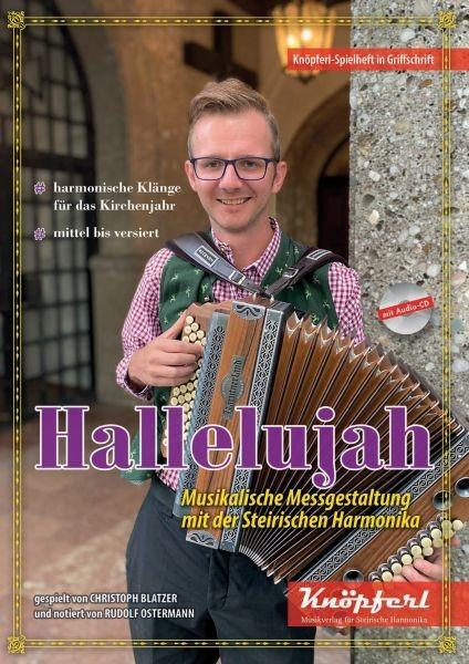 Hallelujah - musikalische Messgestaltung mit der Steirischen Harmonika