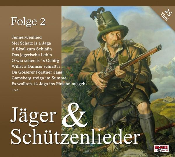Jäger & Schützenlieder,Folge 2