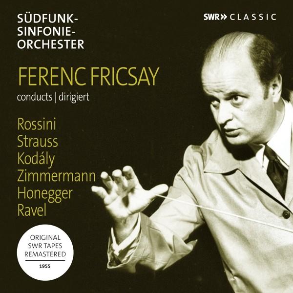 Ferenc Fricsay dirigiert