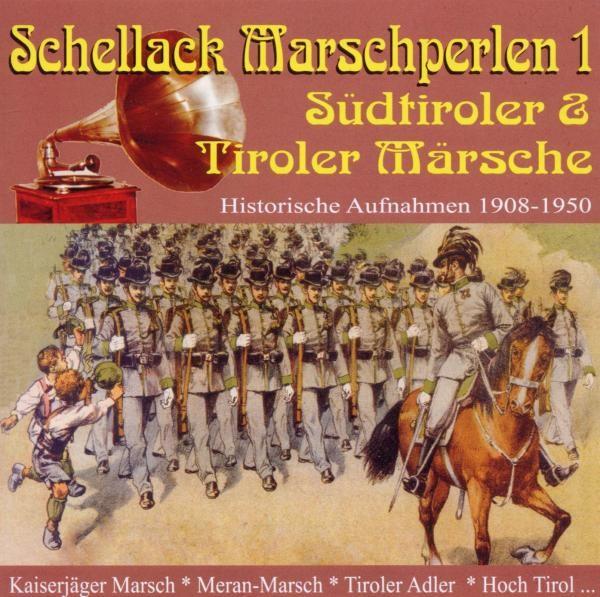 Schellack Marschperlen 1,Südtiroler & T