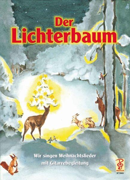 Der Lichterbaum - Gesang und Gitarre