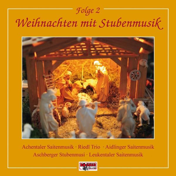 Weihnachten mit Stubenmusik 2