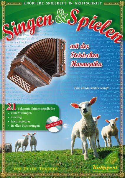 Singen und Spielen mit der Steirischen Harmonika