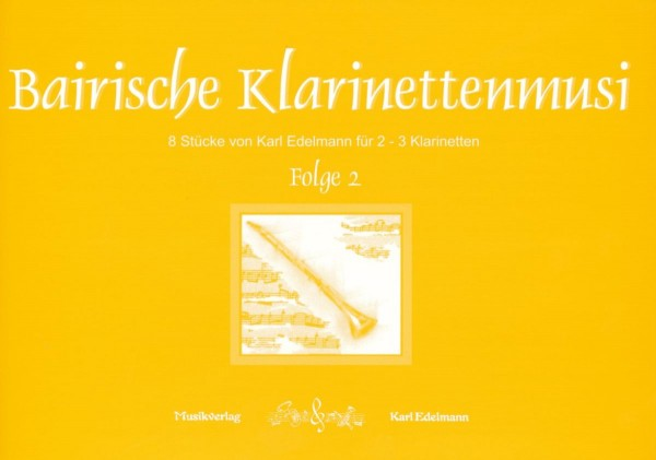 Bairische Klarinettenmusi Folge 2