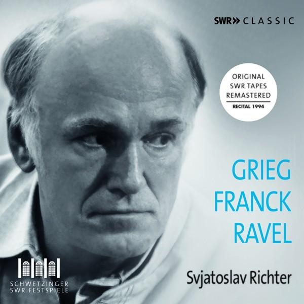Grieg/Franck/Ravel