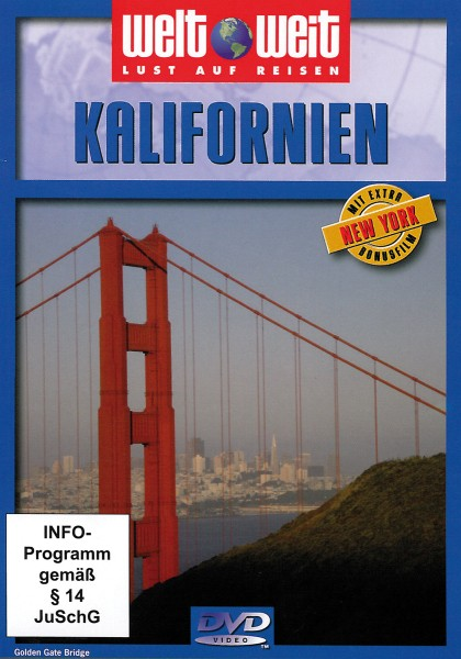 USA-Kalifornien (Bonus New York)
