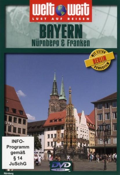 Bayern-Nürnberg & Franken (Bonus Berli