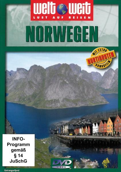 Norwegen (Bonus Hurtigruten) Neuverfilmung