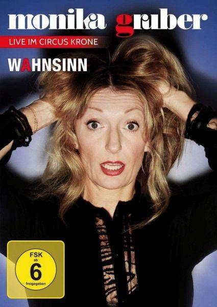 Monika Gruber | WAHNSINN! (DVD)