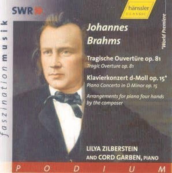 Brahms: Tragische Ouvertüre Arr.F.KL