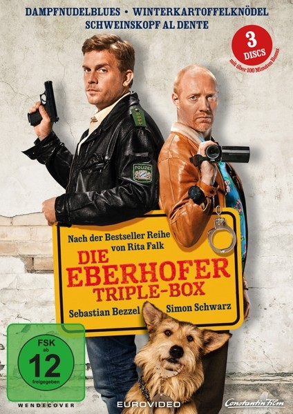 Die Eberhofer-Triple Box (DVD)