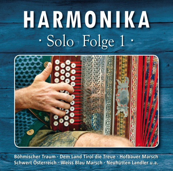 Harmonika-Solo Folge 1
