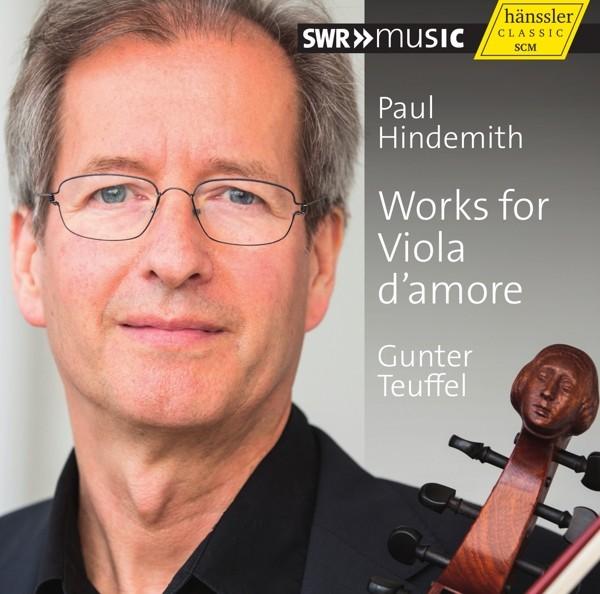 Hindemith/Biber/Stamitz: Werke für Viola d'Amore