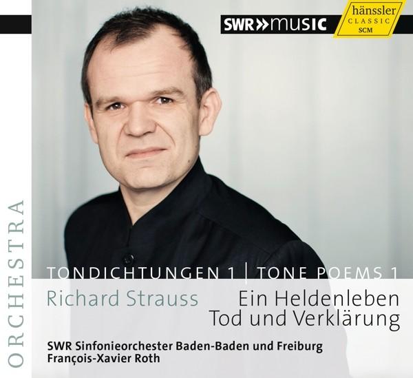 Strauss: Ein Heldenleben/Tod und Verklärung